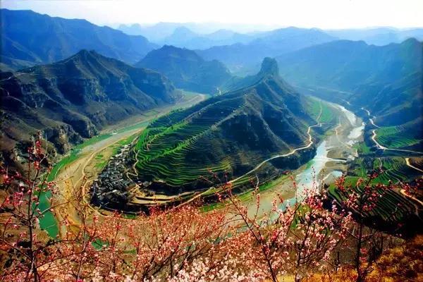 百里云霞—土岭村